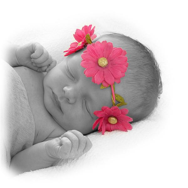babyfotografie meisje