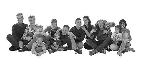 familiefoto fotografie gezin