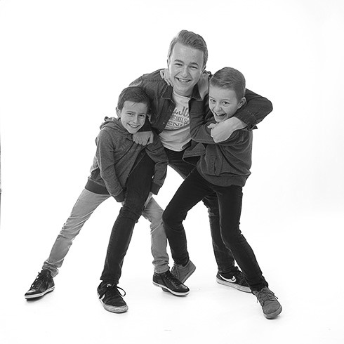 kinderfotografie, gezinsfoto
