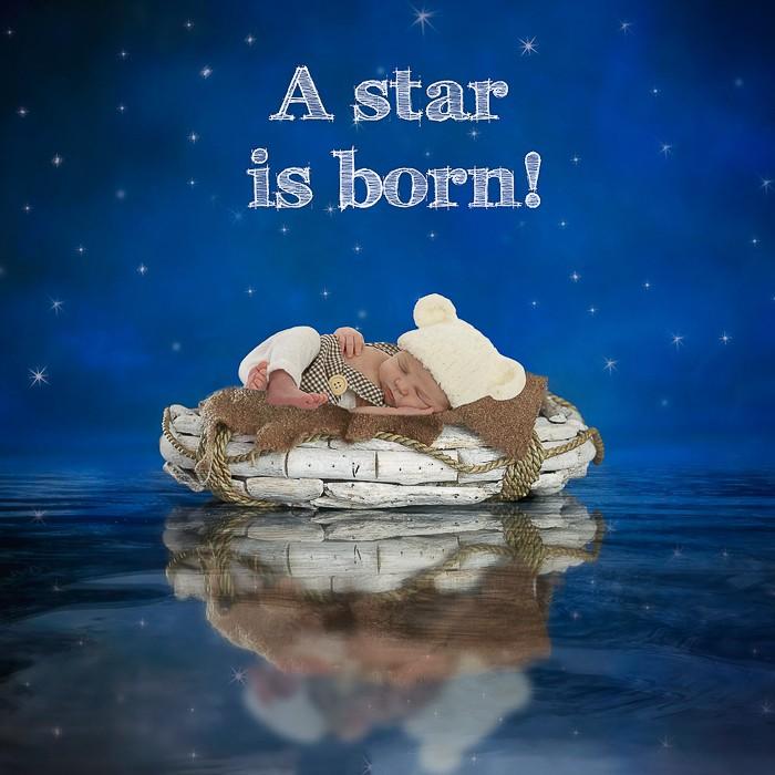 unieke geboortekaartjes sprookjesgeboortekaart