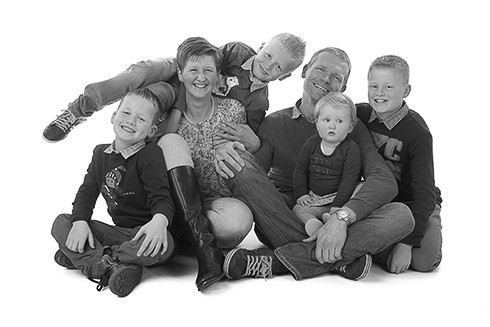 familiefoto, gezinsfoto