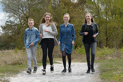 jongerenfotografie gezinsfoto