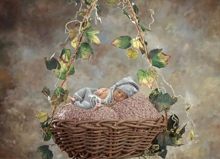 newbornfotografie, babyfoto
