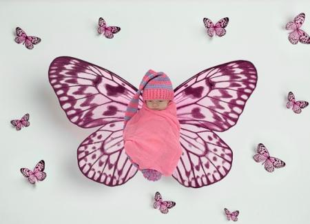 babyfotografie geboortekaartje