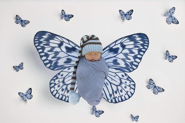 geboortekaartjes, geboortekaart met foto