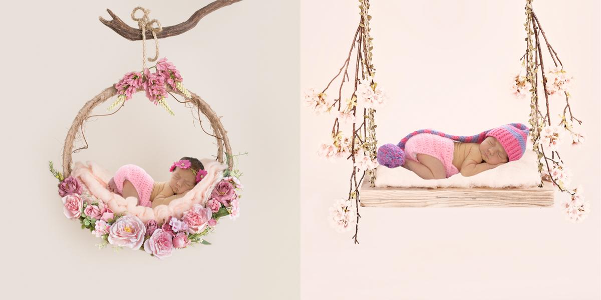 sprookjesfotografie, newborn fotoshoot