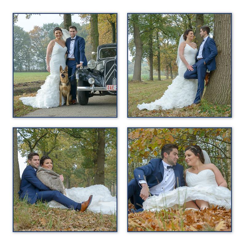 huwelijksfotografie herfst