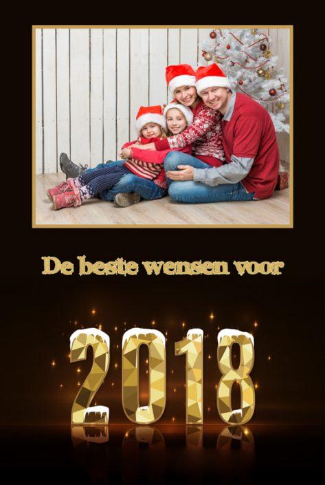 kerstkaarten 2018