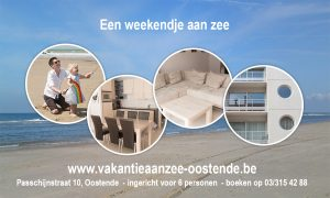 gratis weekend aan zee communieactie