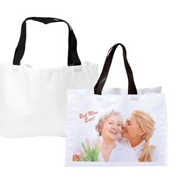 shoppingbag met foto