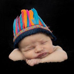 newborn fotoshoot baby
