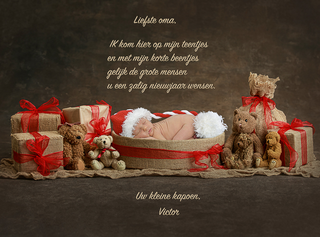 nieuwjaarsbrief