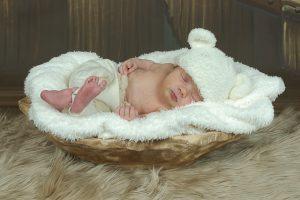 newborn baby fotografie