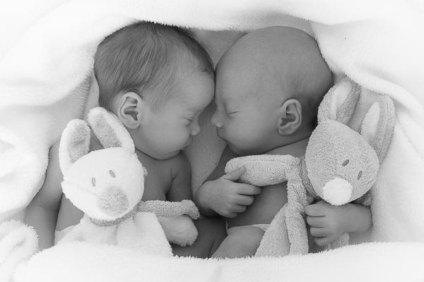 babyfotografie tweeling