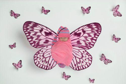 babyfotografie geboortekaartjes