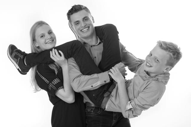 fotoshoot jongeren gezinsfoto