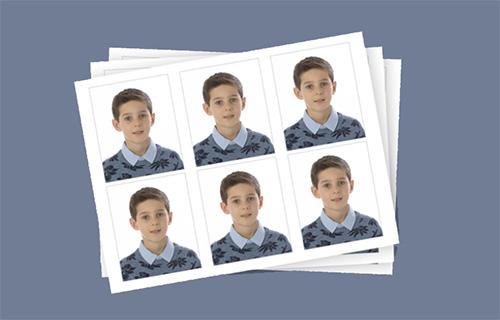 fotografie website pasfoto's